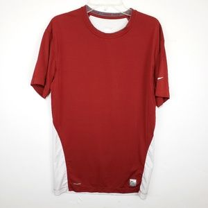 Nike Pro Tight Fit Training Top XL Stretch Tee
